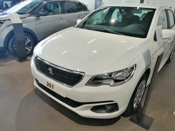 Peugeot 301 Active Hdi Std 5 Vel Nuevo 2021