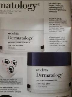 Crema Antiedad Regeneradora Dermatólogy De Violetta