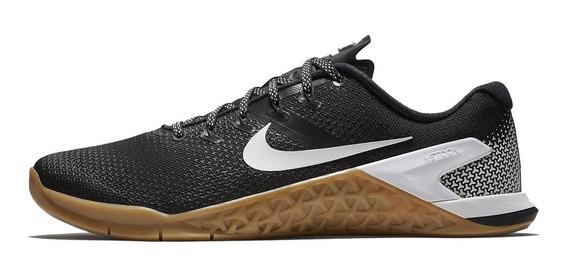 Tênis Nike Metcon 4 Crossfit Gum Black Storn Box Performance