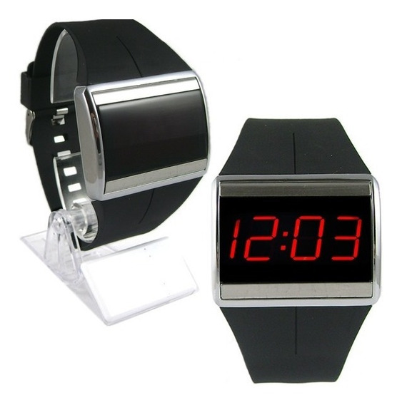 Reloj Touch Screen Led Caballero Sport Digital Electrónico
