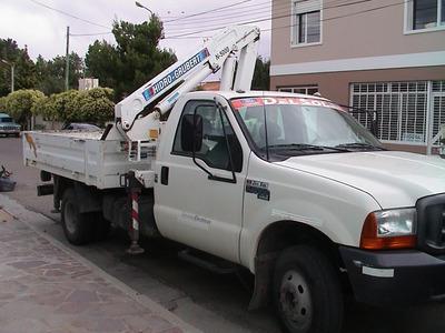 Alquiler De Camion Hidrugrua, Transportes, Movimientos Flete