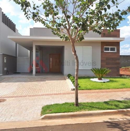 Condomínio Parque Tauá - Casa Térrea - 3 Dormitórios - 142m2 - Mi1015