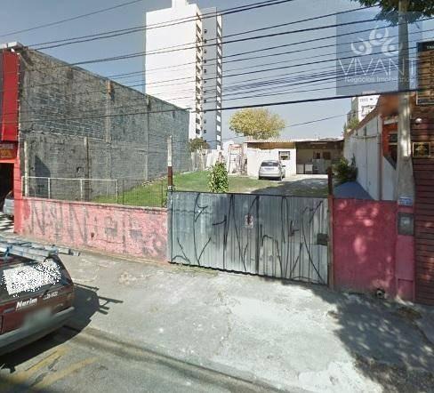 Terreno Comercial Para Locação, Vila São Jorge, Suzano. - Te0037