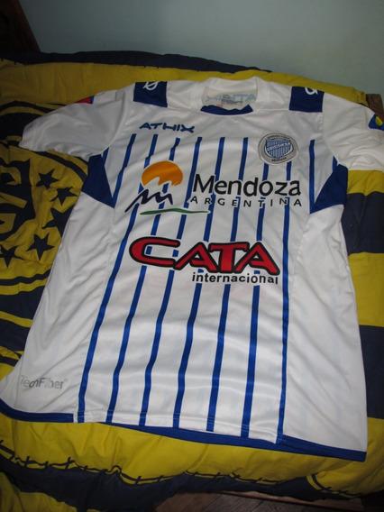 Camiseta Godoy Cruz Suplente 2008 Athix