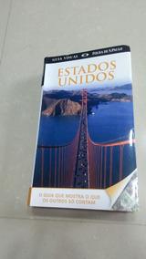 Livro De Viagem Guia Visual Estados Unidos Completo