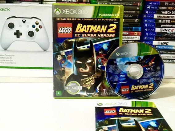 Lego Batman 2 Original Em Português Para Xbox 360