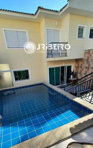 Imagem 1 de 23 de Casa Em Condomínio 4 Suítes 6 Vagas Espaço Gourmet Para Venda Em Tremembé São Paulo-sp - 136393