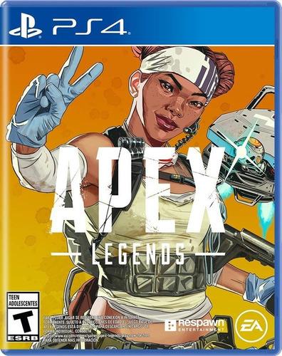 Apex Legends Lifeline Edition - Ps4 Físico Nuevo & Sellado