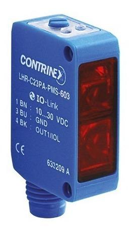 Sensor Fotoeletrico 20x30 Difuso Pnp Na-nf Lhr-c23pa-pms-603