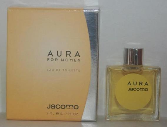 Miniatura De Perfume: Jacomo - Aura For Women - 5 Ml - Edt