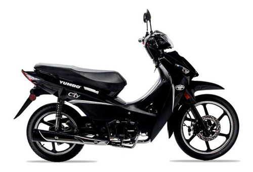Yumbo City 110 Motos Moto Nueva 0km Pollerita 2021 Fama