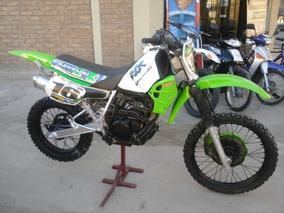 Kawasaki Klr 250 4t