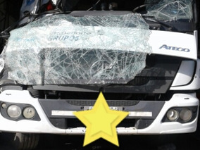 Mercedes Benz Atego 1725 S36 2012