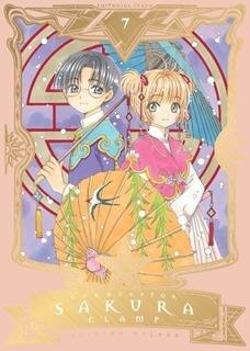 Card Captor Sakura Edicion Deluxe 07 - Clamp