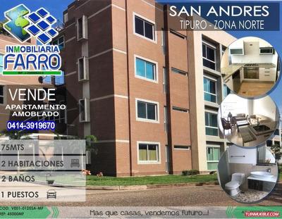 Venta De Apto En San Miguel San Andres Ve01-0125sa-mf