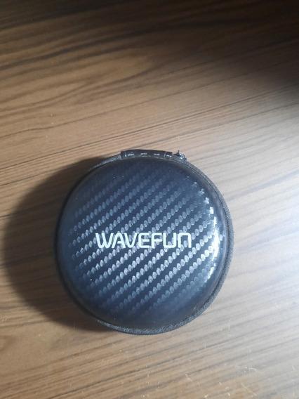 Fone De Ouvido Wavefun Esportivo Bluetooth - Ipx7