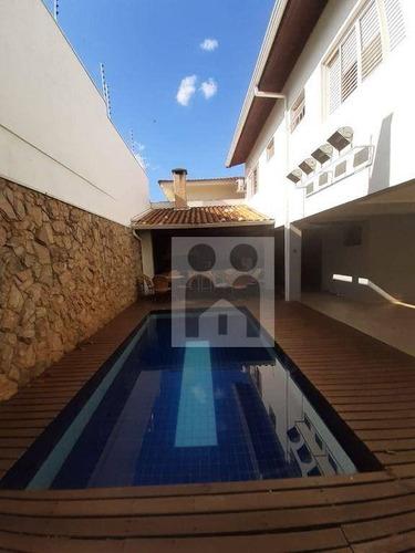 Imagem 1 de 30 de Casa Com 4 Dormitórios À Venda, 415 M² Por R$ 680.000,00 - Jardim Sumaré - Ribeirão Preto/sp - Ca1040