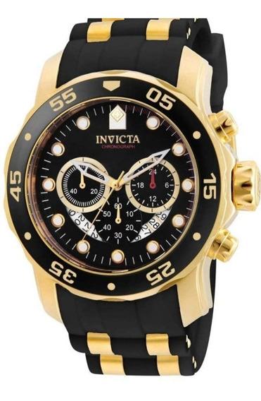 Relógio Invicta Pro Diver Dourado 6981