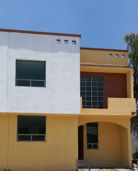 Hermosa Casa En Fraccionamiento Teresitas Iii