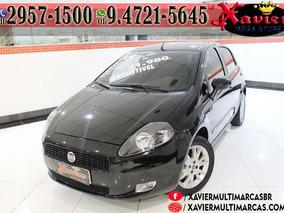 Fiat Punto 1.4 Preta 2008 Financiamento Próprio 5505