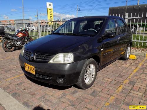 Renault Logan 1.6cc Mt Aa Fe