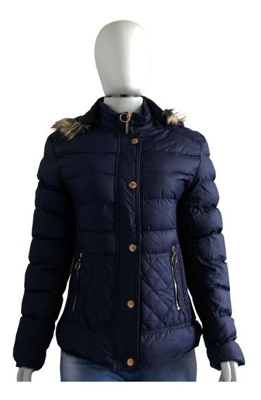 Jaqueta Feminina Nylon Blusa Frio Pelinhos Capuz Inverno Sh