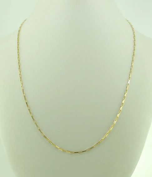Corrente Cordão Cartier Em Ouro 18k 750 60 Cm