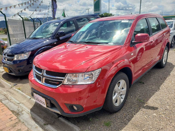 Dodge Journey Se Basico 2.4 Aut 5p 2019 Gpr189