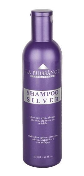 Shampoo Silver X 300 Ml La Puissance Matizador