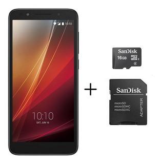 Smartphone Tcl L9 5,3pol 32gb (16gb+16gb Cartão Sd)