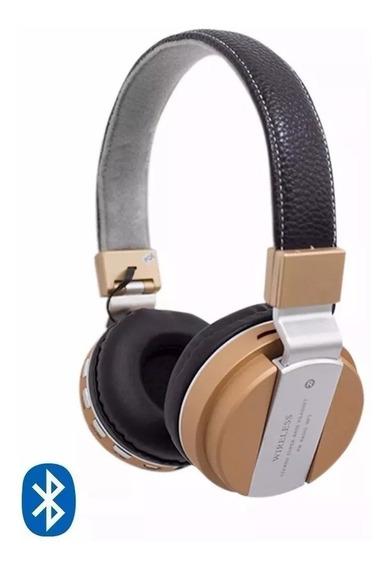 Fone De Ouvido Bluetooth Jb55metal Super Bass Melhor Preço