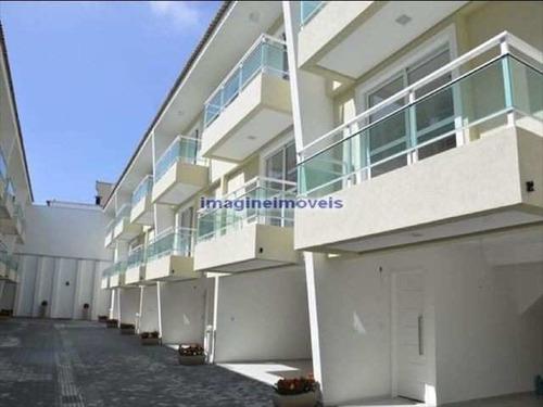 Imagem 1 de 16 de Sobrado Em Condomínio Na Mooca Com 3 Dorms Sendo 3 Suítes, 4 Vagas, Sacada, 170m² - So0219