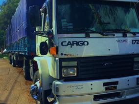Ford Cargo 1722 + Semi Remolque Ast-pra