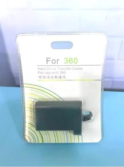 Xbox 360 - Adaptador Do Hd X360 Fat No Pc- For 360