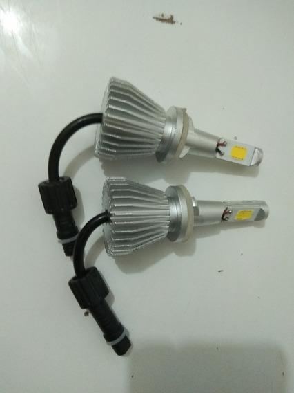 Par De Lampadeas Automotivas Led Car Headlight H-tech L377