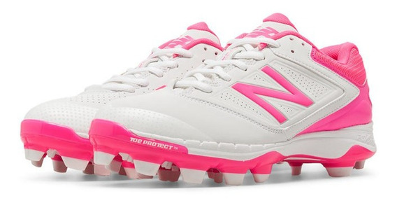 Tachones Softbol Dama New Balance Sp4040v1 (pink)