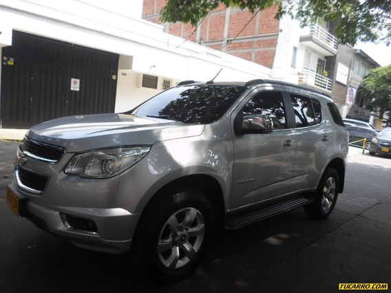 Chevrolet Trailblazer Ltz At 2800cc