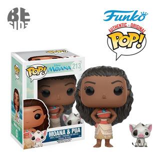Funko Pop Moana Y Pua, Moana, Disney