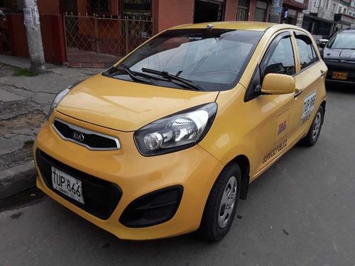 Taxi Kia Picanto Ecotaxi Lx 2014