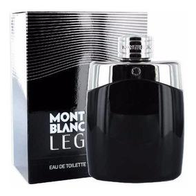 Perfume Original -- Mont Blanc Legend -- Caballero 100ml