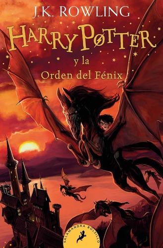 Harry Potter 5 - La Orden Del Fénix - J. K. Rowling