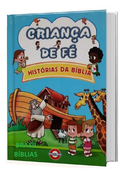 Bíblia Infantil Com 365 Histórias Ilustradas Para Crianças