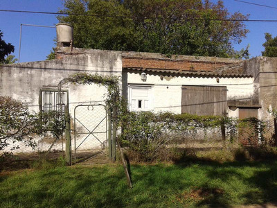 Casa Quinta En Agote A 10 Min De Lujan Bsas Oport. Inversor