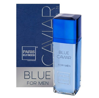 Perfume Masculino Blue Caviar - Paris Elysees 100 Ml