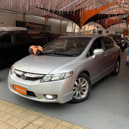 Imagem 1 de 10 de Honda Civic 1.8 Lxl 16v Flex 4p Automático