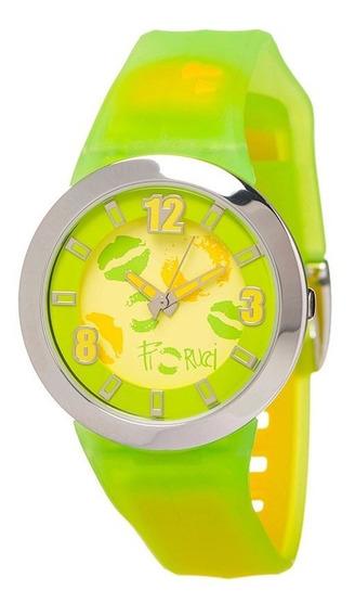Reloj Fiorucci Sumergible Fr0707 Movimiento Japones, Dama-ve