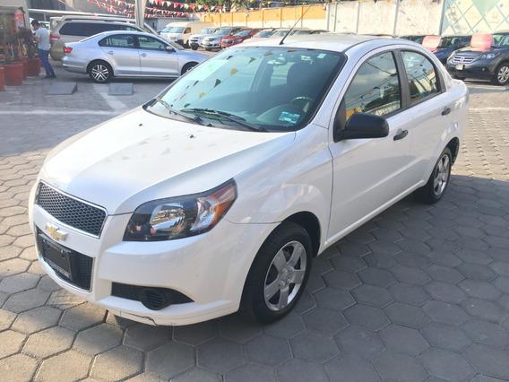 Chevrolet Aveo 1.6 Ls At Sedán