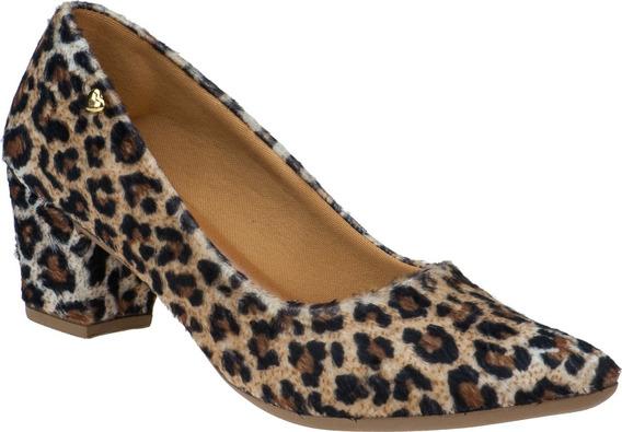 Sapato Scarpin Confort Salto Baixo Grosso | S02cron.scp