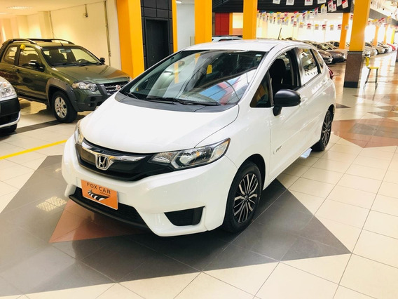 Honda Fit 1.5 Dx 16v Flex 4p Aut. (5271)