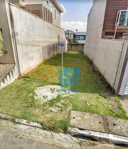 Terreno À Venda, 125 M² Por R$ 250.000,00 - Novo Osasco - Osasco/sp - Te0726